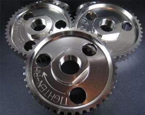 nickel gears